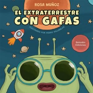 El extraterrestre con gafas