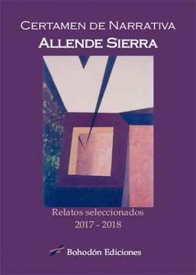 IV Certamen de narrativa Allende Sierra