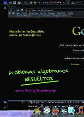 Problemas algebraicos resueltos